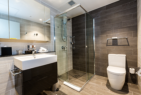 Studio Delux Suite - Bathroom